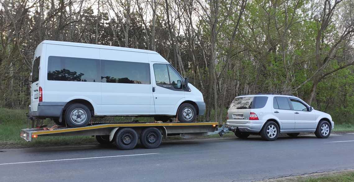 autómentő tréler Szeged3